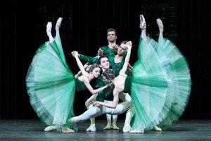 bolshoi ballet in emeralds