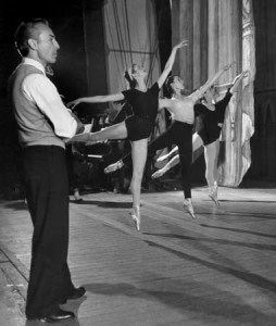 replacing balanchine