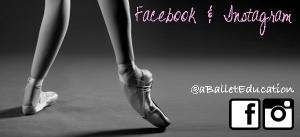 social media ballet