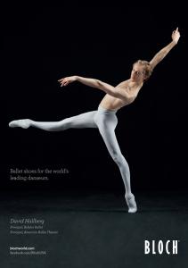 David Hallberg for Bloch