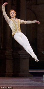 Steven McRae, Royal Ballet