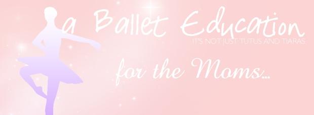 ballet moms thank you
