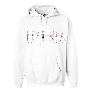 Ballet Class Sweater