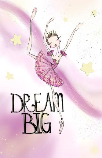 dream big poster 1