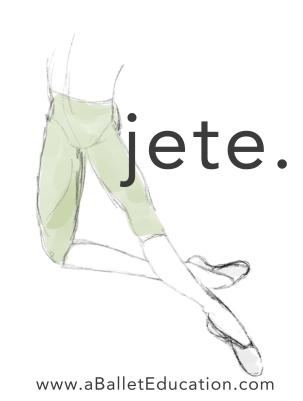 JETE a ballet education