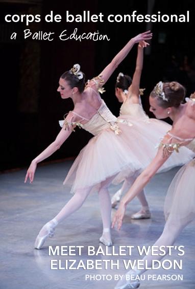ballet west elizabeth weldon
