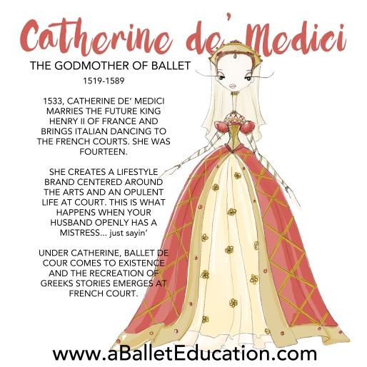 CATHERINE DE MEDICI BALLET copy