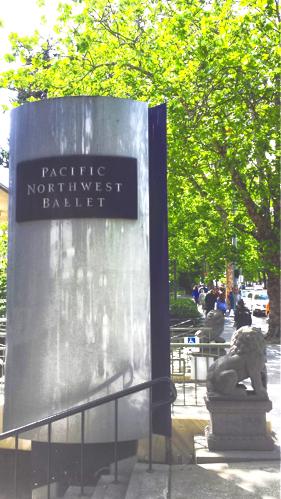 pacfic northwest ballet building