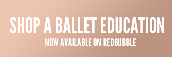 SHOP A BALLET EDUCATION