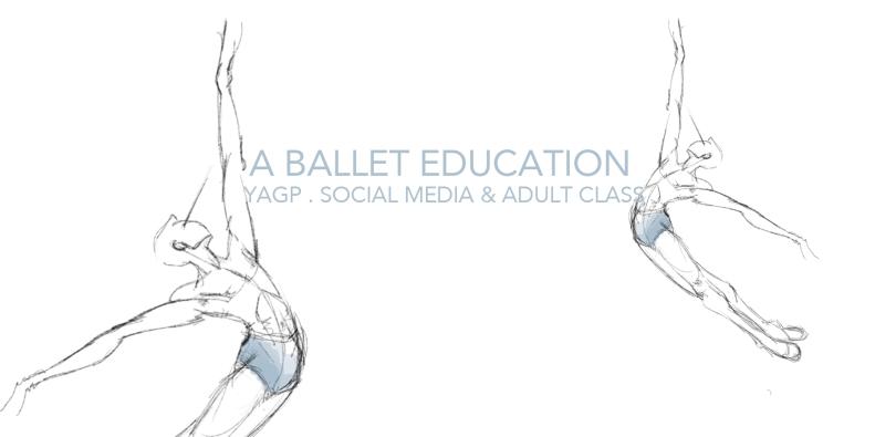 a ballet education goes hard
