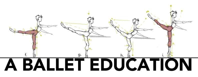 Getting a higher arabesque