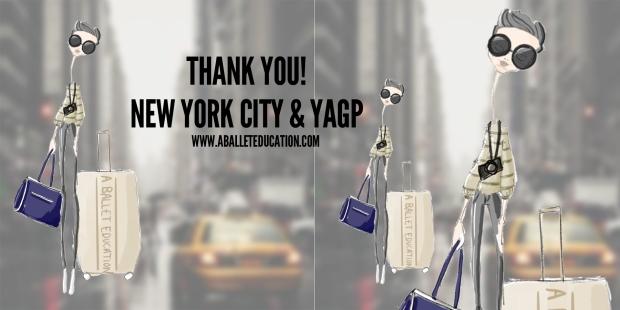 NEW YORK YAGP 2017