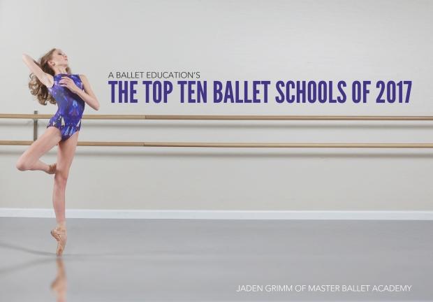 The Top Ten Ballet Schools in the World copy