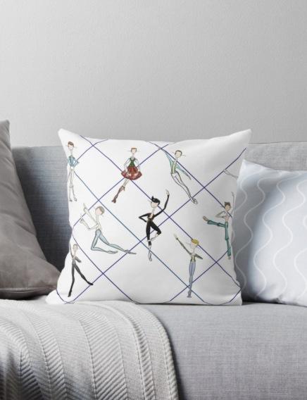 ballet pillow