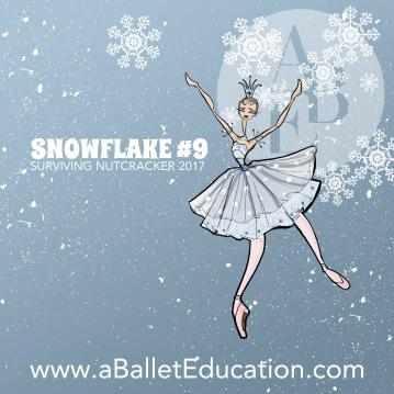 nutcracker snow a ballet education
